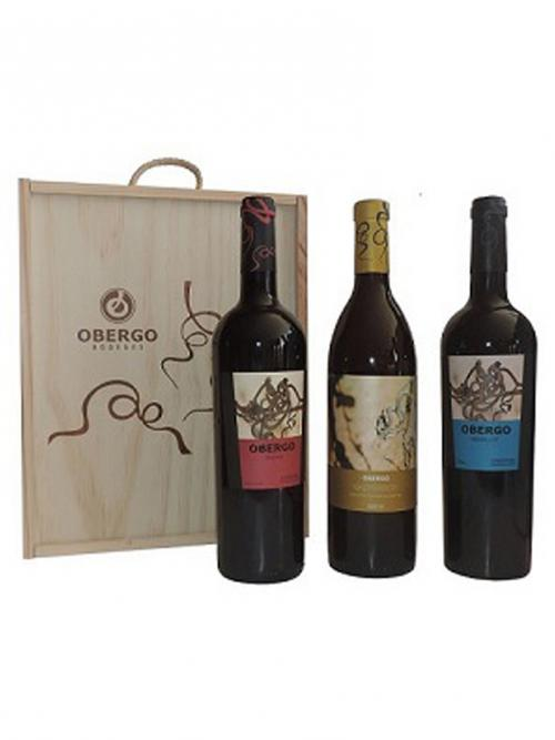 SELECTION WINE VINTAGE EDIT. - BOX OF 3 BOTTLES
