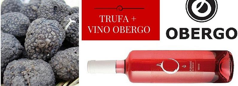La trufa y el vino combinan a la perfección
